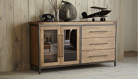 Homemakers Furniture Wonthaggi: Living   Buffets U0026 Wine Racks   Pullman  Buffet